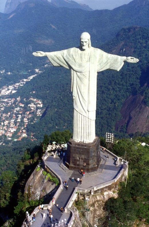 Christ The Redeemer-Icon of Brazil