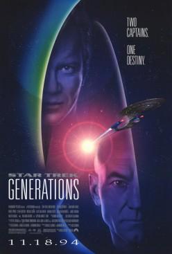 Star Trek: Generations (1994) - Illustrated Reference
