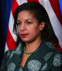 US Envoy to the United Nations, Susan Rice