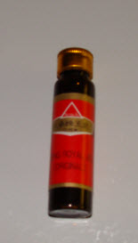 A Vial of Royal Jelly