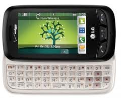LG Cosmos Touch VN270 QWERTY