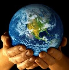 We've got the whole world, in our hands. . . Bullocks!
