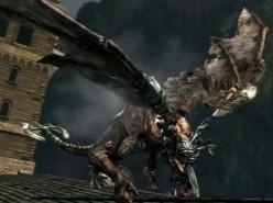 Dark Souls Defeating the Bell Gargoyles