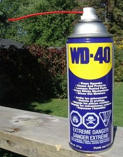 An Arthritis Cure? WD-40?