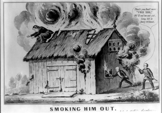 A Barn...Burning...
