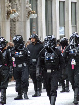 Soldiers of the Death Star crew (the parade at DragonCon 2006).