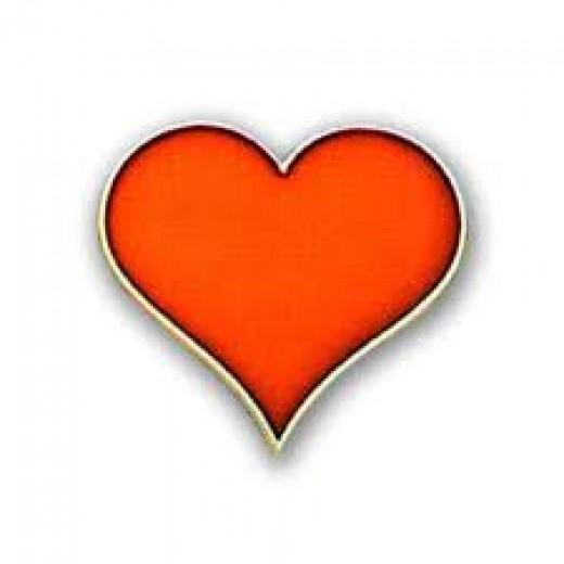 in a heart beat