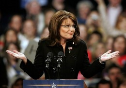 Campaigning in 2008 in Johnstown, PA