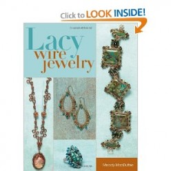 Lovely, lacey wire jewelry