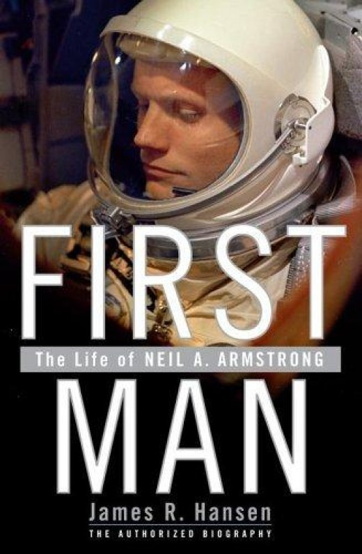First Man the book