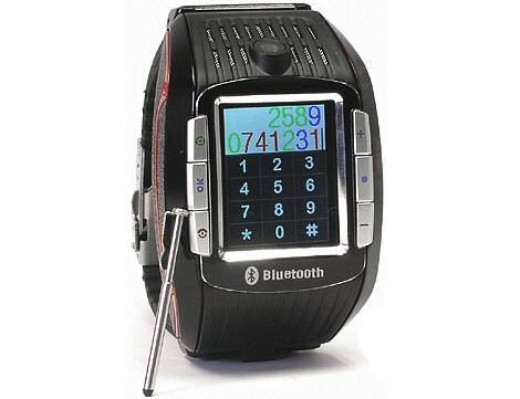 Many watches exist which replicate all of the functions of a cell phone.