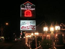 """Little White Chapel."""