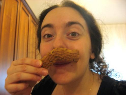 16Krumiri cookies