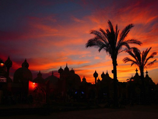 Sharm el-Shiekh Sunset