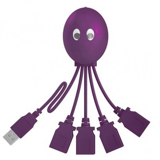 4 Legged Octopus USB hub