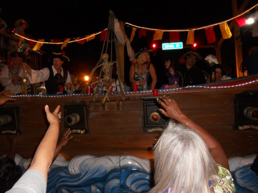 Pirate Ship Fantasy Fest