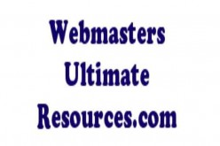 Webmasters Ultimate Resources