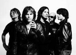 The swedish rockband Europe