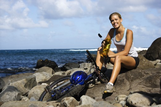 Exercise for Cellulite:  Take your bike for a ride!