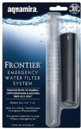 We all need emergency water.
