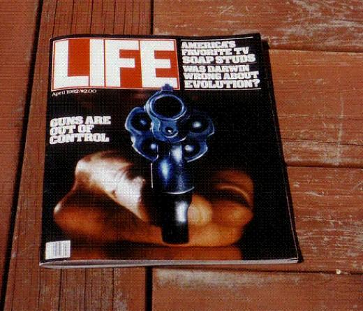 Life Magazine April 1982