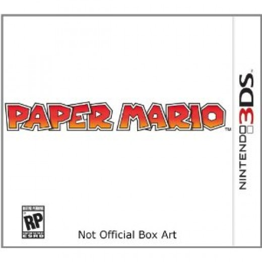 Paper Mario Best 3DS Game