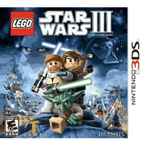 LEGO Star Wars III: The Clone Wars 3DS
