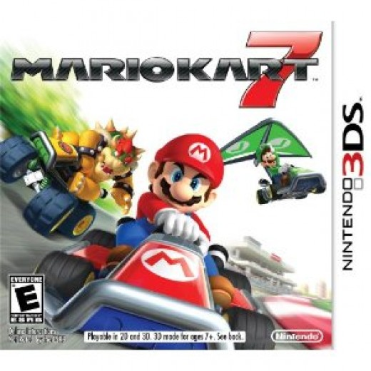 Mario Kart 7 the Best Nintendo 3DS Game!