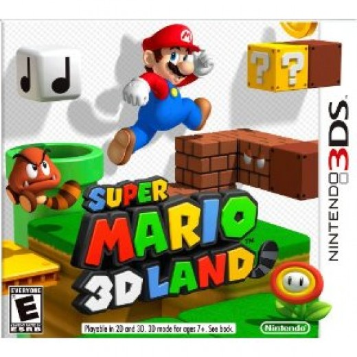 The Best Mario 3DS Games for the Nintendo 3DS!