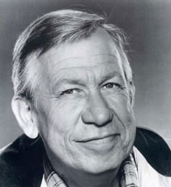 THE LATE CHARACTER ACTOR, ALLAN MELVIN WHO WAS SEEN ON ANDY GRIFFITH SHOW, ALL IN THE FAMILY, AND GOMER PYLE, U.S.M.C., TO NAME A FEW