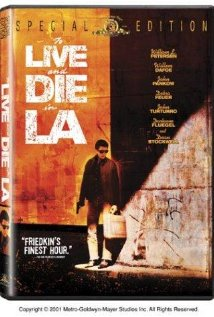 To Live and Die in LA Movie Poster