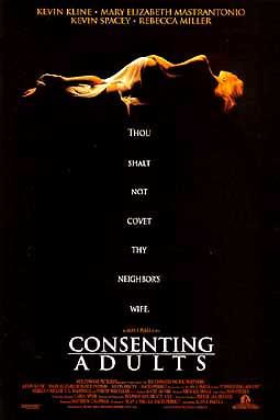 Consenting Adults Movie Poster