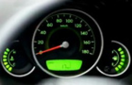 Hyundai EON TachoMeter Picture