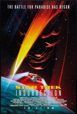 Star Trek: Insurrection (1998) - Illustrated Reference