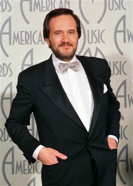 Roger Miller at the American Music Awards.
