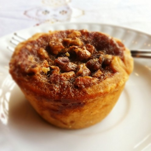 Great little Pecan Pie Butter Tarts