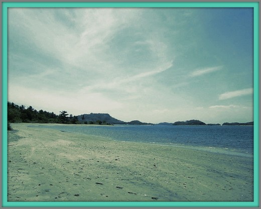 Sekotong is another exquisite spot in Southwest of Lombok Island.