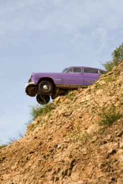 Pay Off Your Credit Card Before You Drive Over the Cliff
