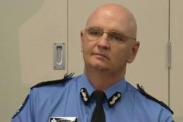 Corrupt cop David caphorn