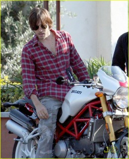 Jared Leto in May 2008