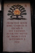 King Charles II and his escape from England and certain death