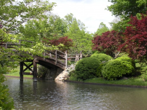 Photo 4 - Pretty Bridge and water and trees.