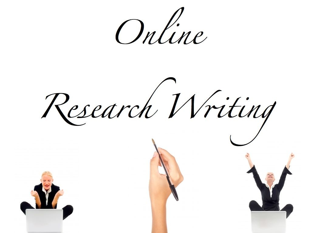 Online research writers