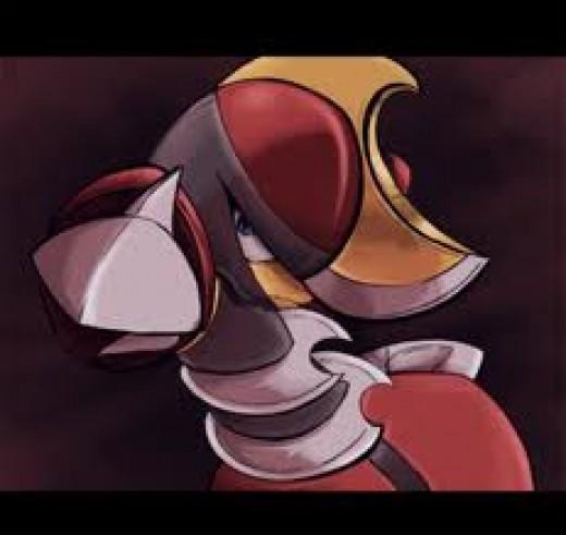 Evolving from Pawniard (level 52), Bisharp is a dark/steel-type Pokémon from the Unova region.
