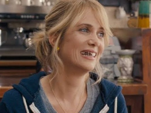 "Annie in the movie ""Bridesmaids"""