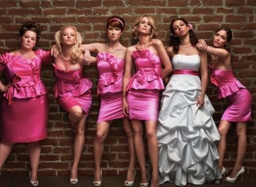 Bridesmaids movie (link below)