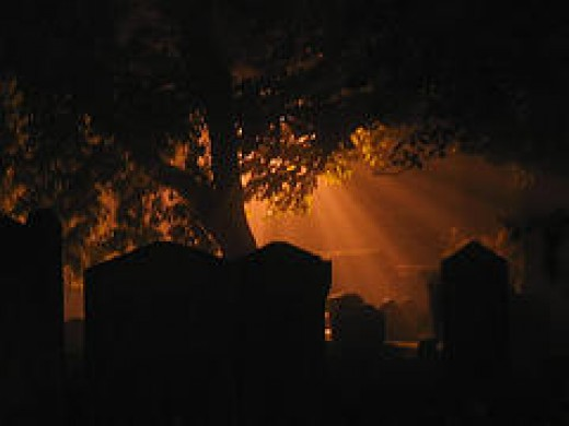 Graveyard from Phil Moore Source: flickr.com