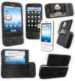 Trendy, hip phones......I want one!
