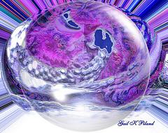 Purple Passion Bubble from gailpiland Source: flickr.com