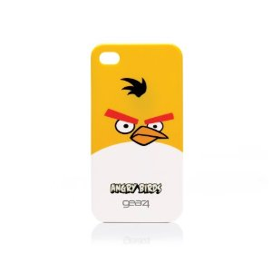 Yellow Bird Angry Birds iPhone 4 Case